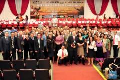 Alunos do Bom Samaritano em abril 2011